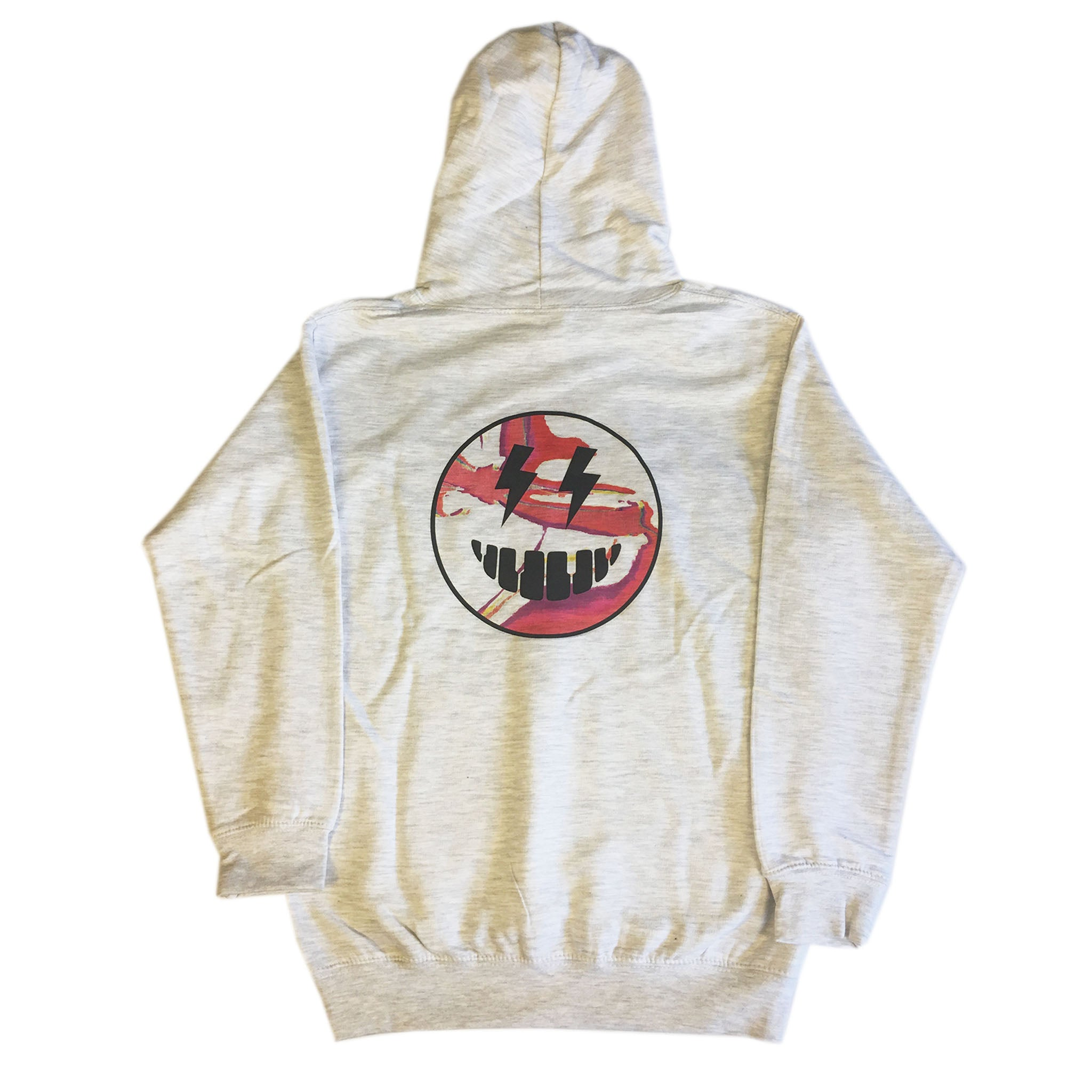 Talking Pictures - Youth Hoodie - Ash