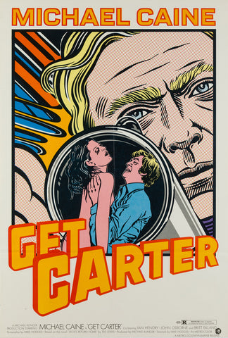 Get Carter 1968 US 1 Sheet Special style original film movie poster