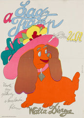 Czech Lady & The Tramp Poster