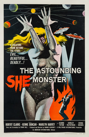 The Astounding She Monster