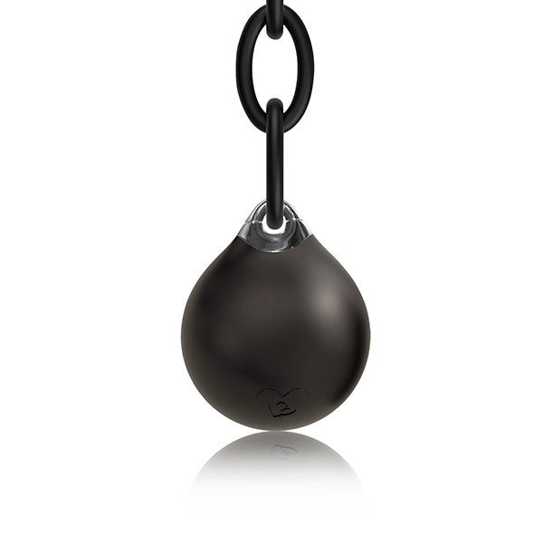 Rocks Off Lust Links Ball And Chain Remote Control Egg