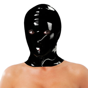 Rubber Secrets Mask