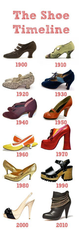 1950s mary jane shoes