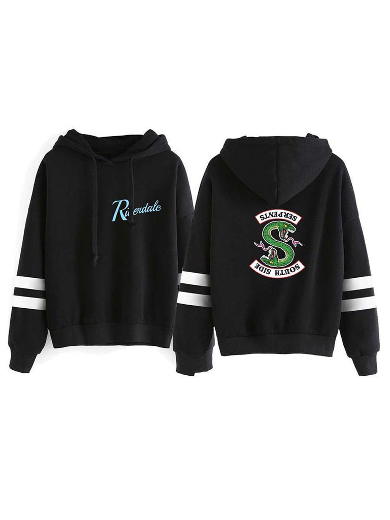 Unisex Riverdale South Side Long Sleeve Sport Pullover