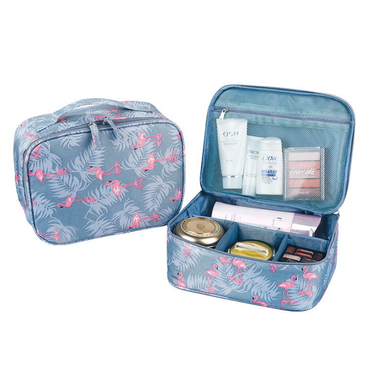 Large Waterproof Cosmetic Admission Package Travel Cosmetic Bag