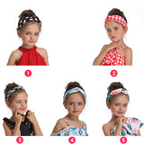 Swimming Sport Headbands Elasticity Headband For Baby Girls