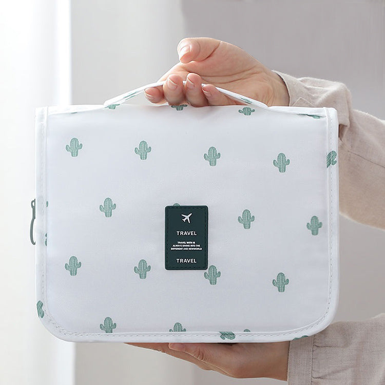 Cosmetic Small Portable With Hook Wash Bag Bulk Bags Cosmetic Bags