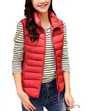 Ultra-Light Weight Jacket Womens Down Gilet Coat Vest