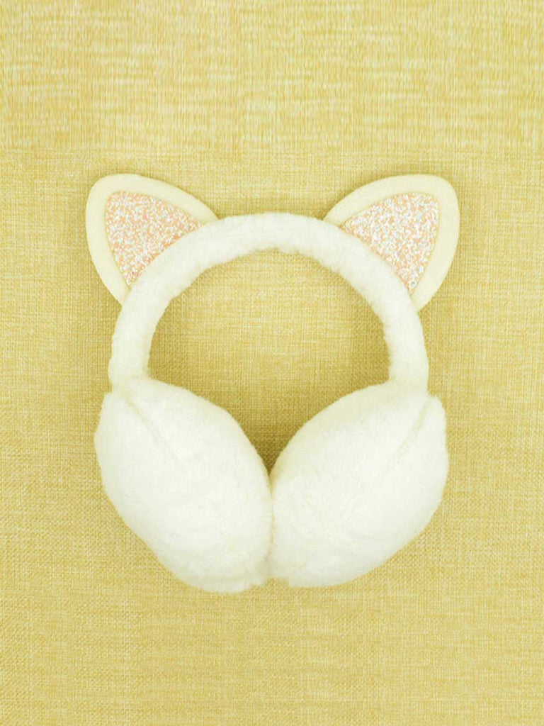 Cute Earmuffs Lovely Warm Cat Ear Muff