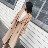 Casual Button Cardigan Coat Elegant Blouson Outwear With Pocket