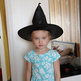 Halloween Accessories Steeple Magic Witch Hat