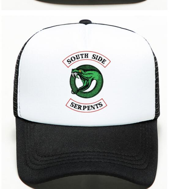 Riverdale Unisex South Side Serpents Baseball Cap