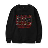 Stranger Things TV Series Printed Sweatshirts Long Sleeve Sweatshirt Casual Streetwear