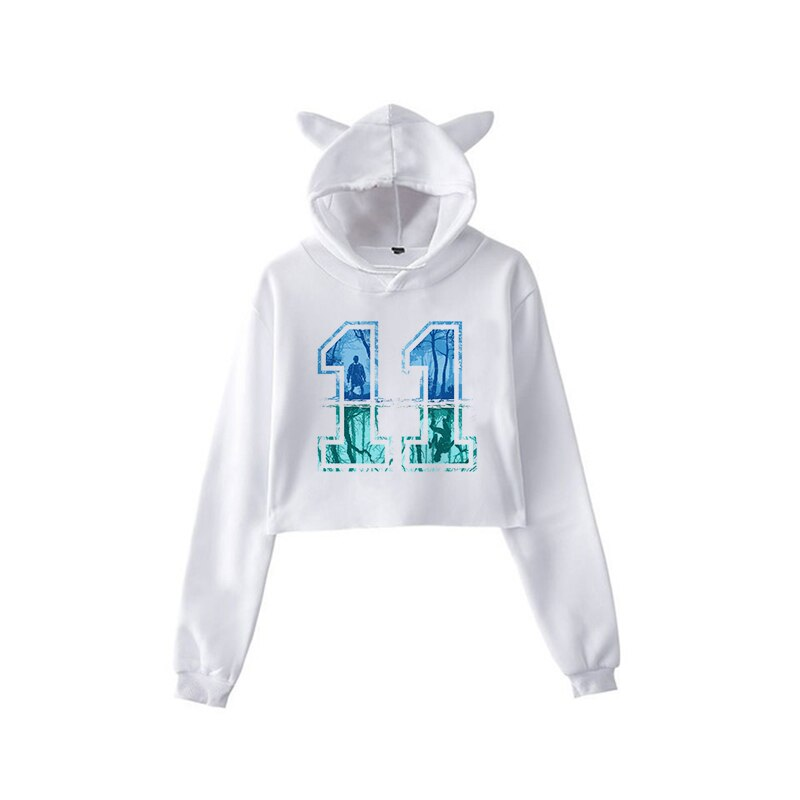 Stranger Things Hoodie Oversized Harajuku Hip Hop Sweatshirt