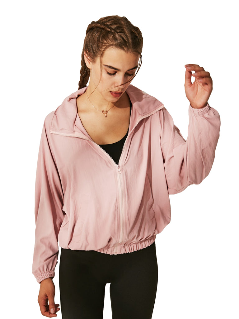 Women's Sports Jacket with Pockets