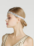 1920s Headpiece Women Vintage Great Gatsby Accessories