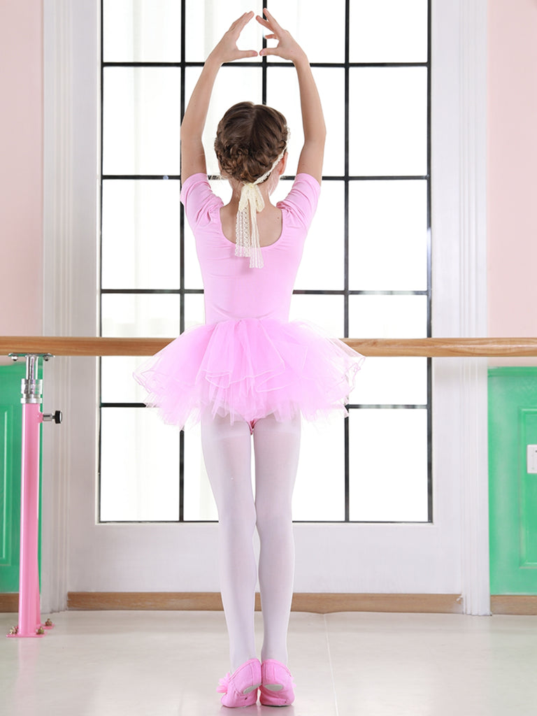 Girls Ballet Tutu Dress