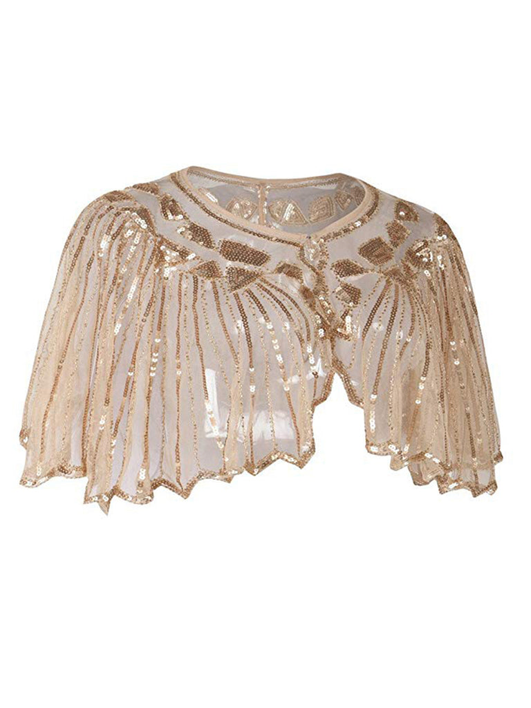 Gorgeous Vintage Lace Shawl 1920's Classic Accessories