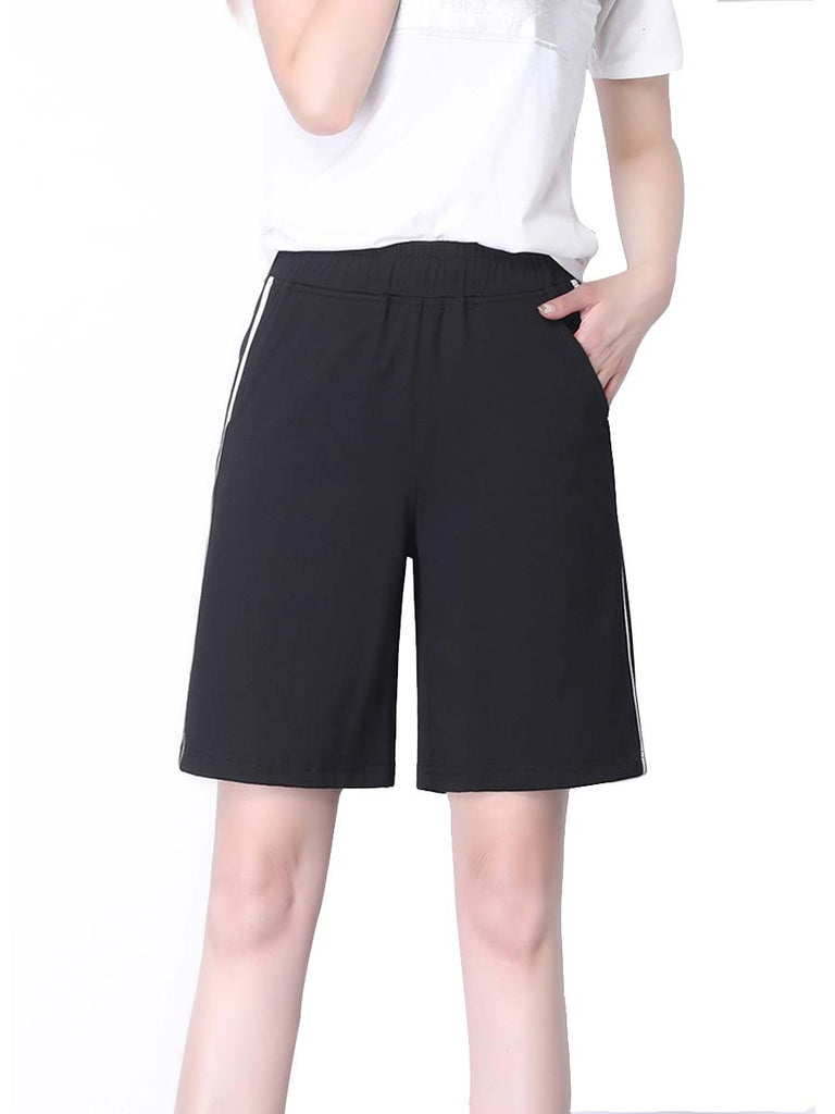 Leisure Five-Point Pants Plus Size Sports Shorts