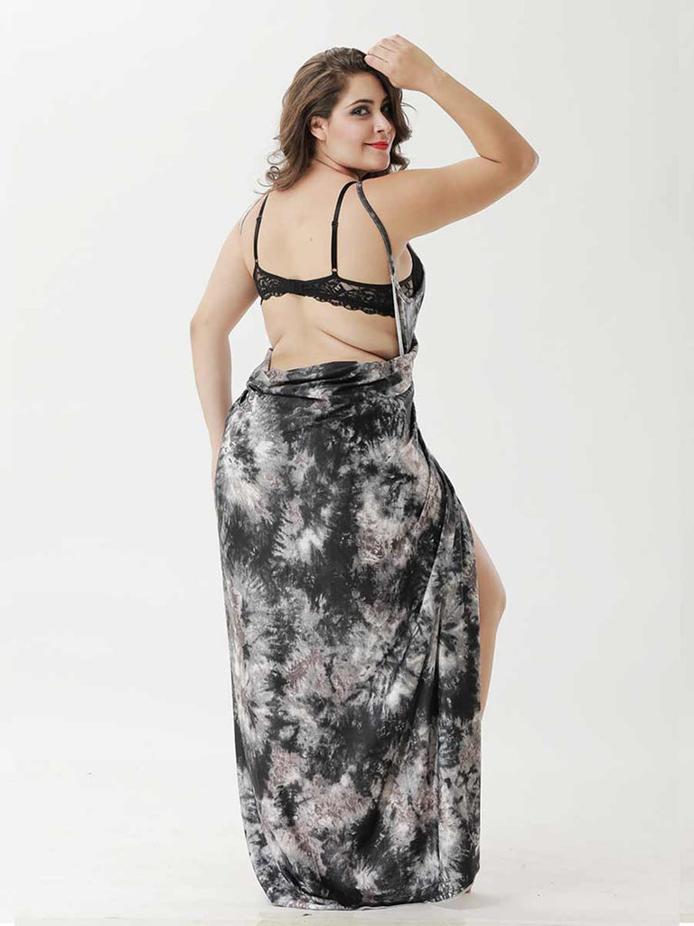 Multifunctional Beachwear Digital Printing Style Beach Skirt