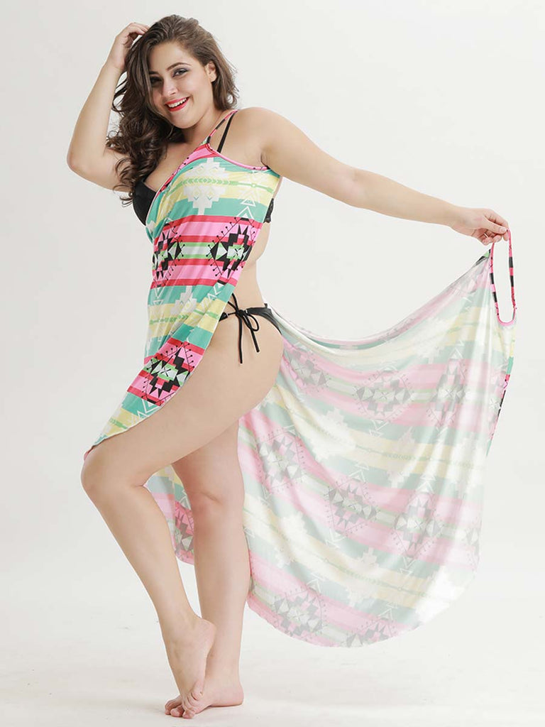 Beach Towel Digital Printed Sun Protection Clothing