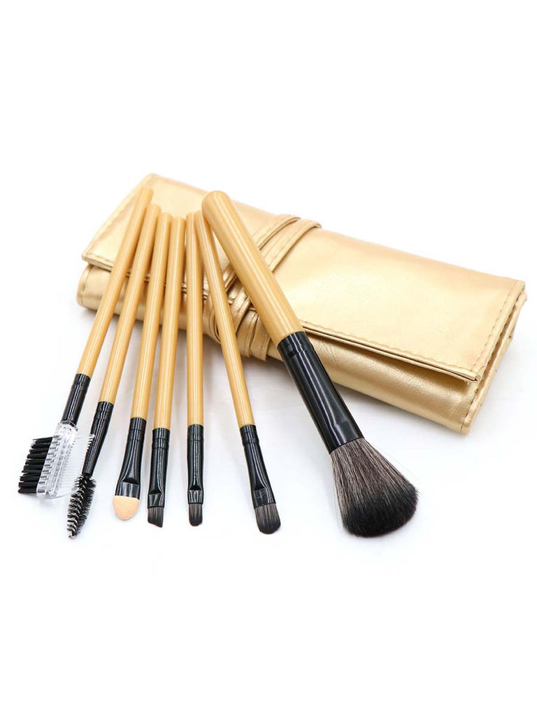 Makeup Tools 7 Pcs A Selfie Brush Set