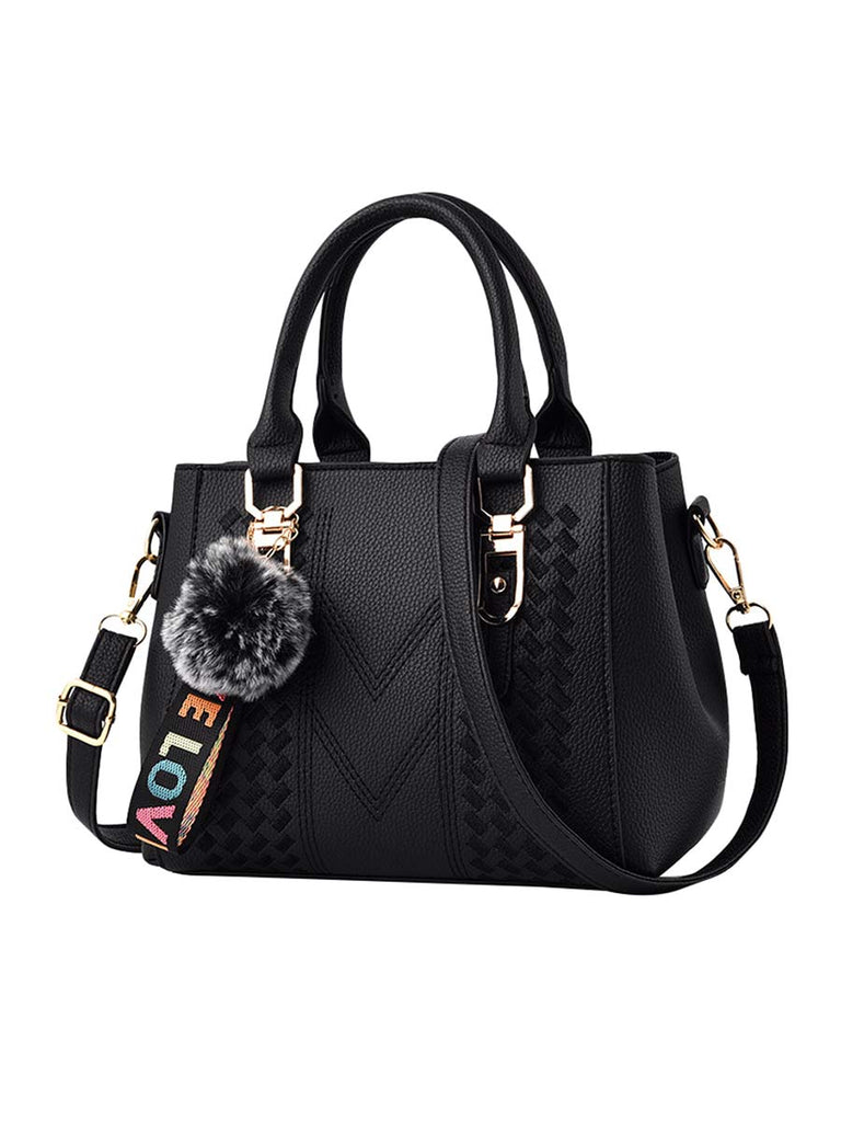 Women Handbag Fashion Trend Embroidered Bag
