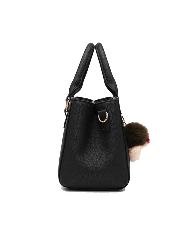 Lady Handbag Office Plain Sling Bag