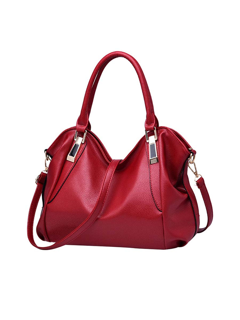 Ladies Accessories Classic Soft Slung Hand Bag
