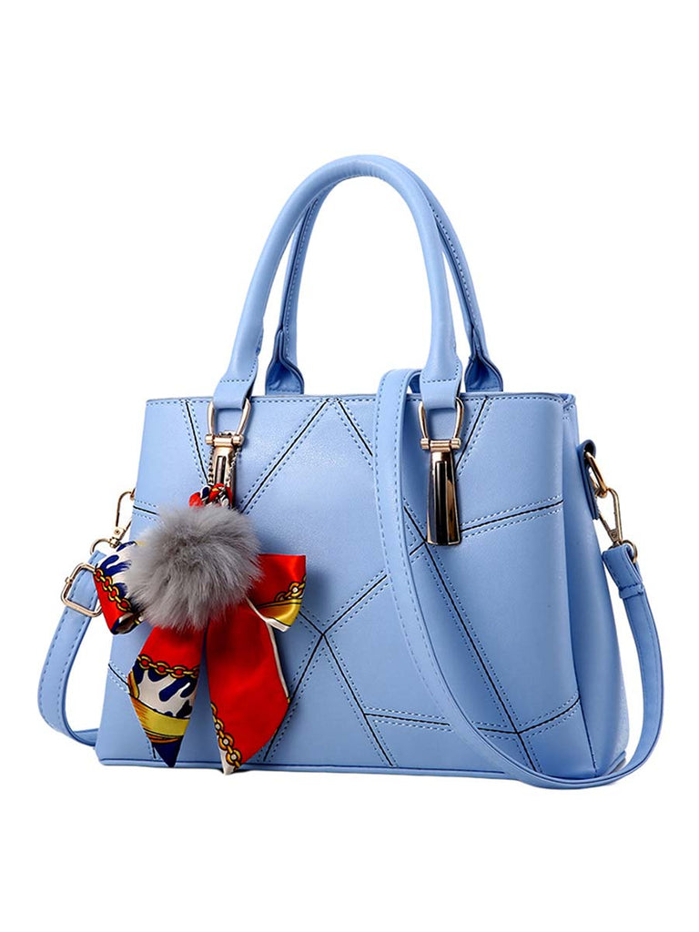 Women Accessories Simple Fashion Trapezoid Handbag