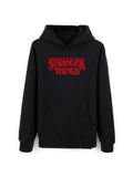 Hoodie Stranger Things Design Long Sleeve Hooded Pullover