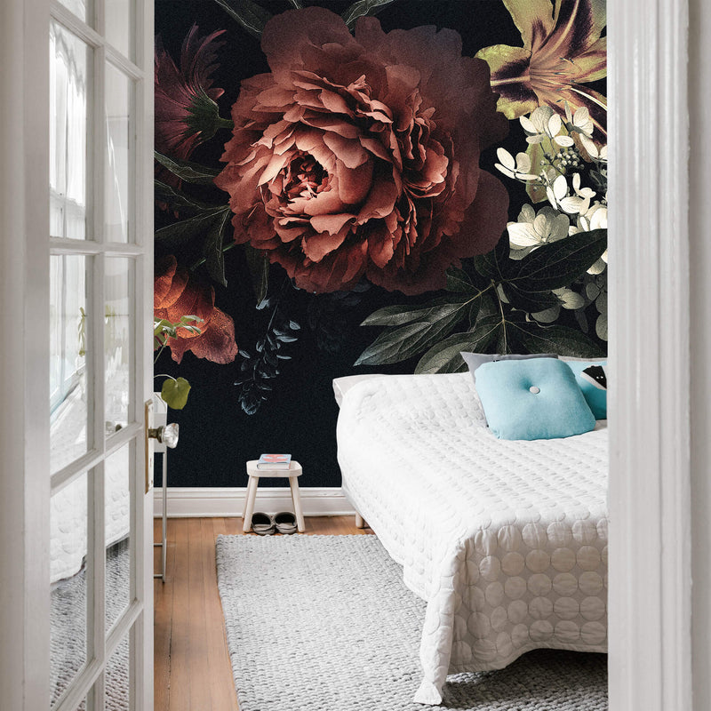 Flower Bouquet - Wall Mural 5435
