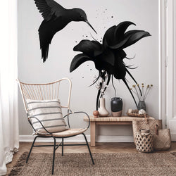 Humming Bird - Wall Mural 5467