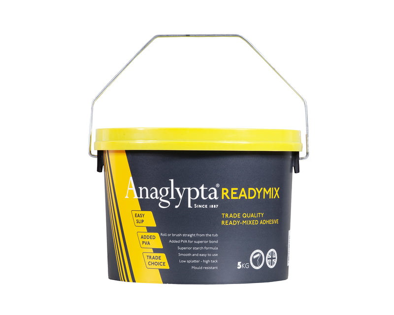 Anaglypta ReadyMix Wallpaper Adhesive