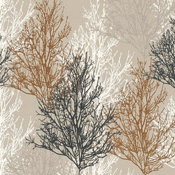 Adelaide gold Silver Tree wallpaper - 348193