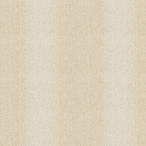 Adelaide gold/cream glitter stripe wallpaper - 348611