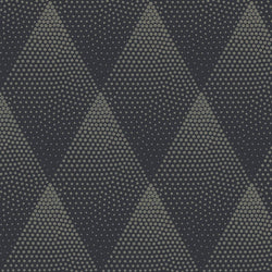 New walls diamond burst black/gold geometric wallpaper - 374193