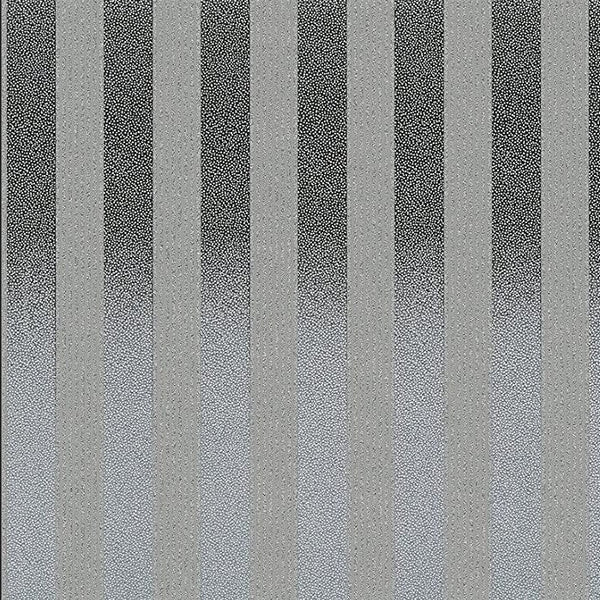 AS Creation glitter stripe silver/charcoal wallpaper - 273260