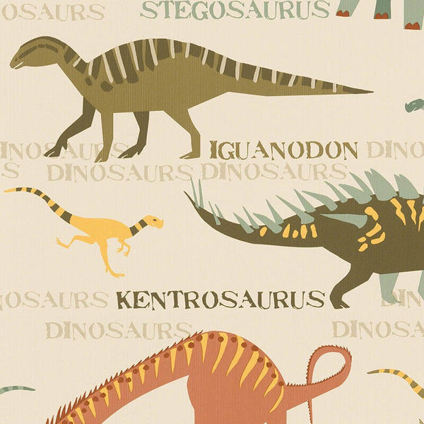 AS Creation Jurassic Dinosaur children wallpaper - 936331