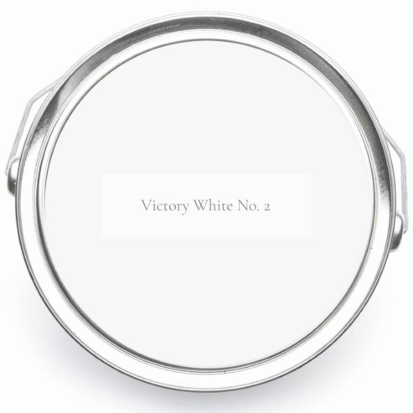 Victory Colours Victory White Paint tin