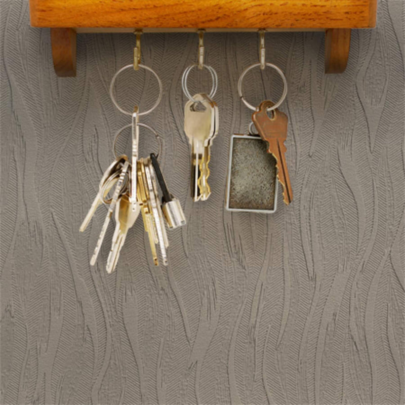 Anaglypta Luxury Vinyl - Caiger RD4000 Wallpaper and keys