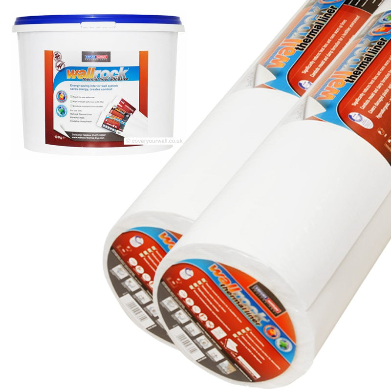 Wallrock Thermal Liner Multi-packs