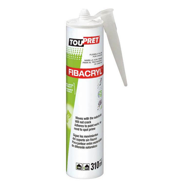 Toupret Fibacryl 330ml cartridge