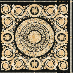 Versace baroque black/gold wallpaper - 370553