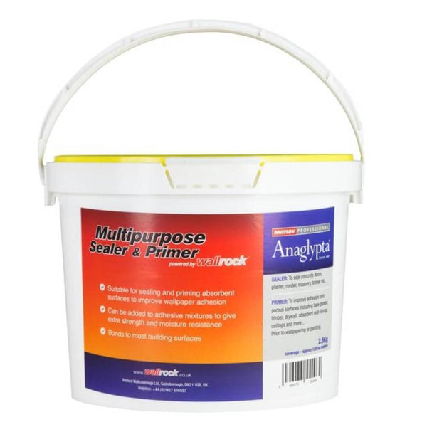 Wallrock Multipurpose PVA Sealer & Primer