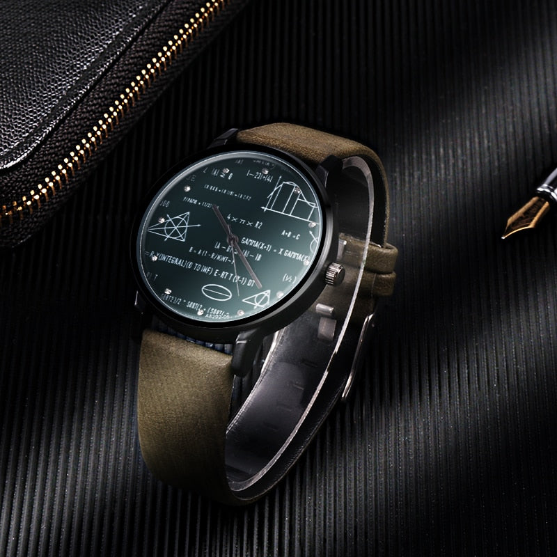 Equation Minimalist Watch