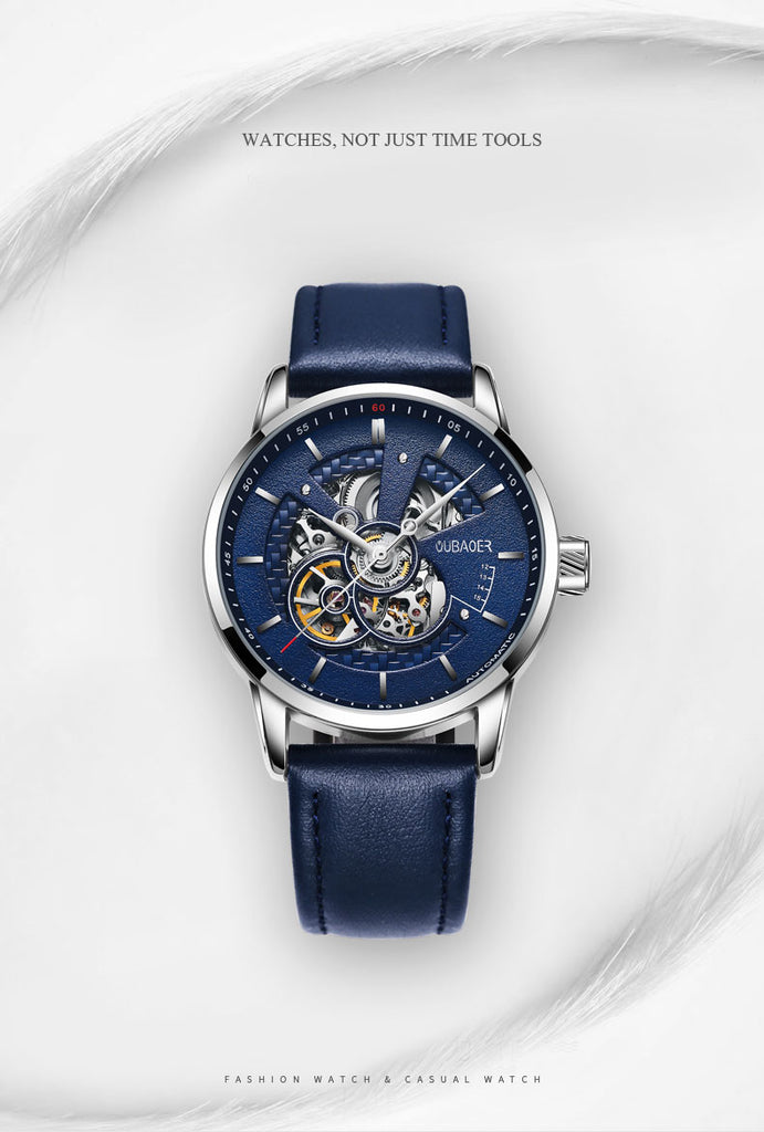 Dynamism Skeleton Watch