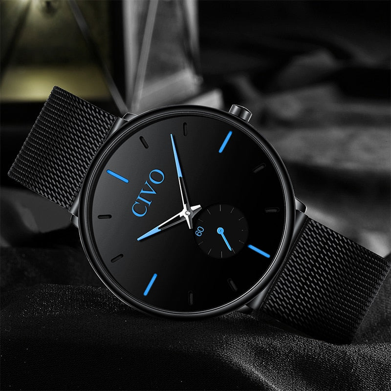 Ennoia Minimalist Watch