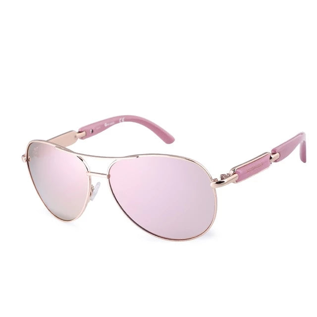 Fenchi Sunglasses Women Driving Pilot Classic High Quality Metal Fhd0257A