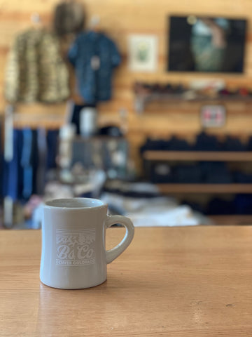Berkeley Supply - Chill Ass Diner Mug